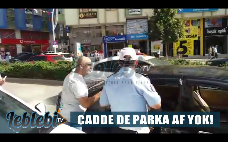 CADDE DE PARKA AF YOK!