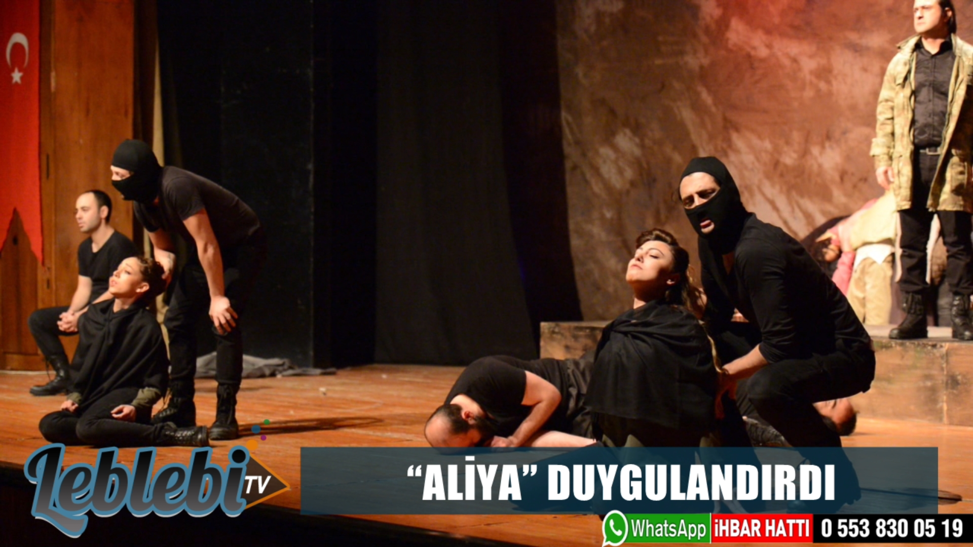 """ALİYA"" DUYGULANDIRDI"