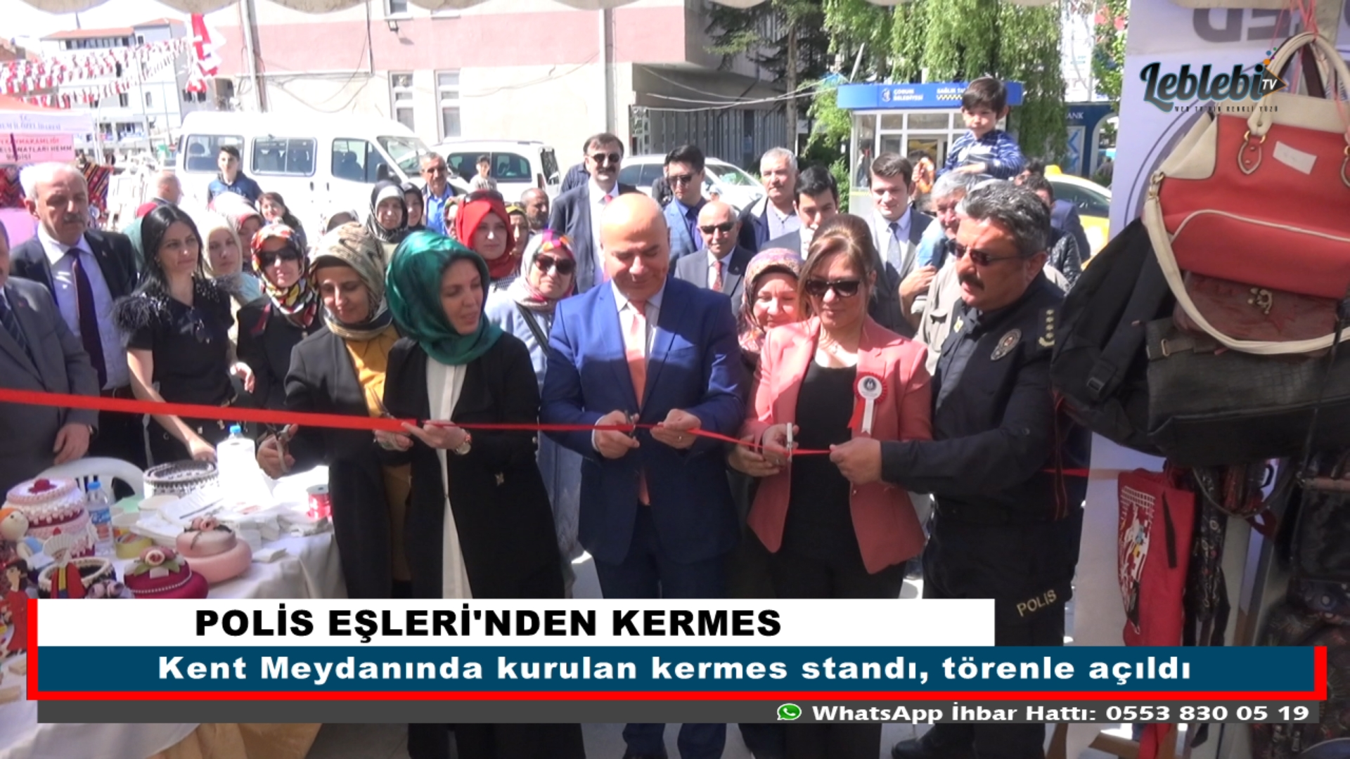 POLİS EŞLERİ'NDEN KERMES