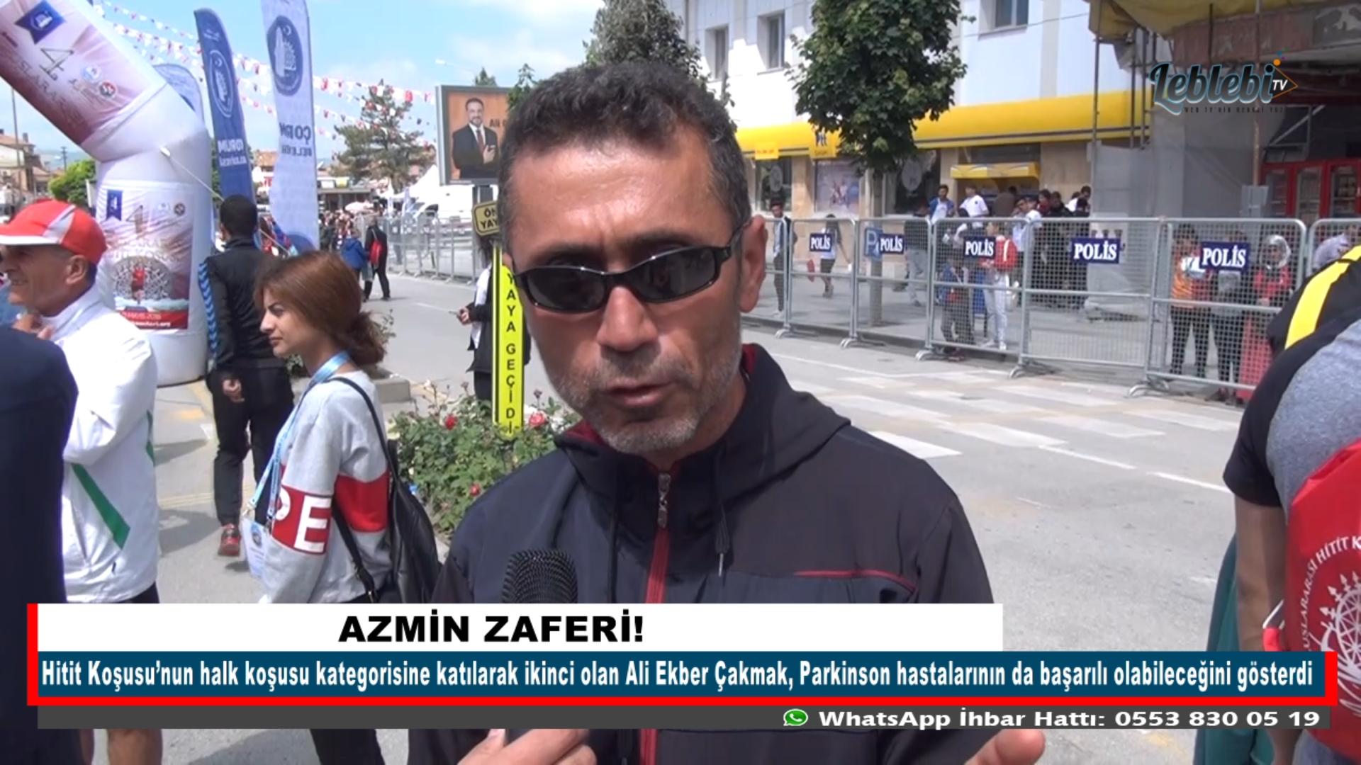 AZMİN ZAFERİ!