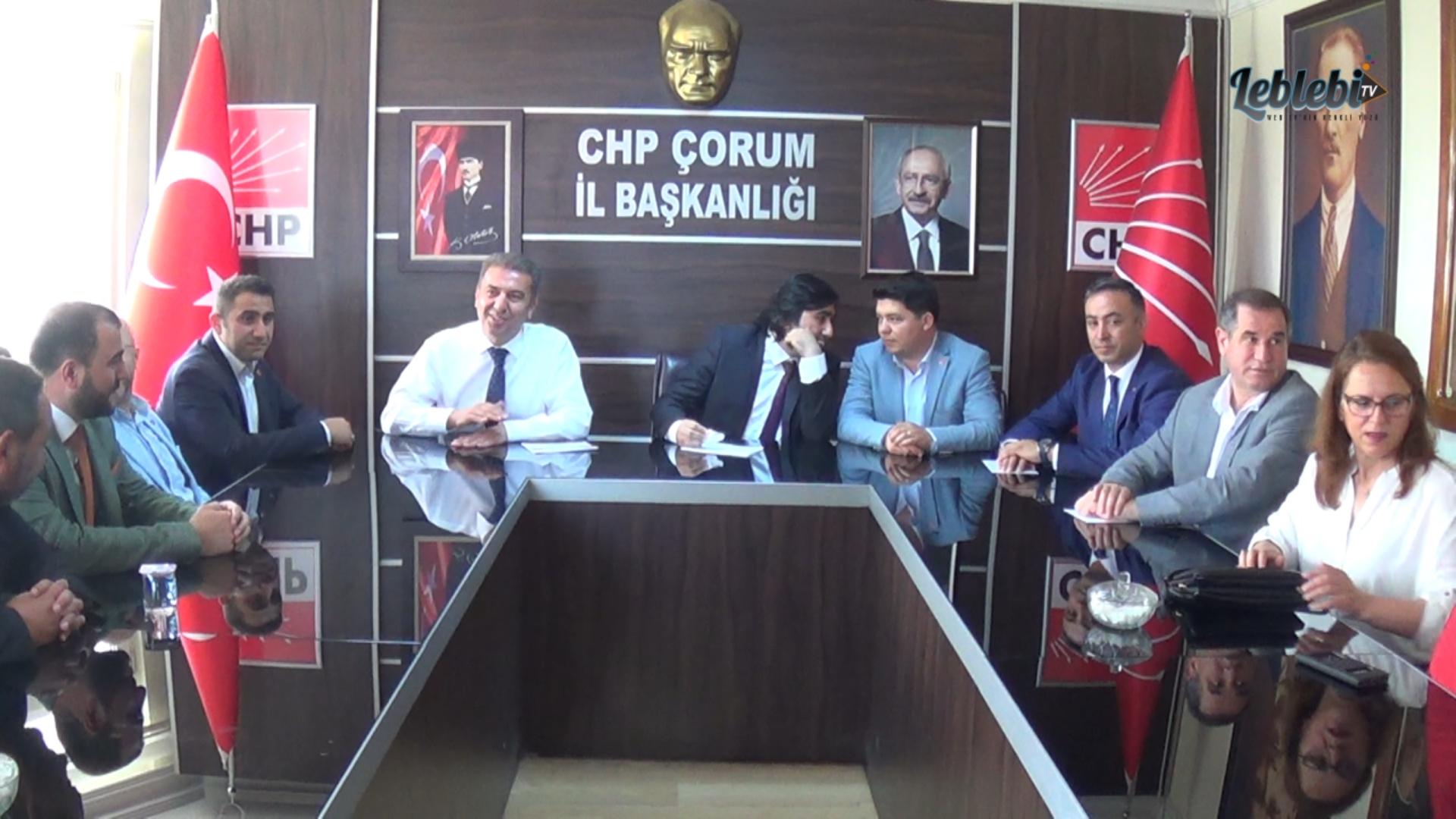 SAADET'TEN CHP'YE BAYRAM ZİYARETİ