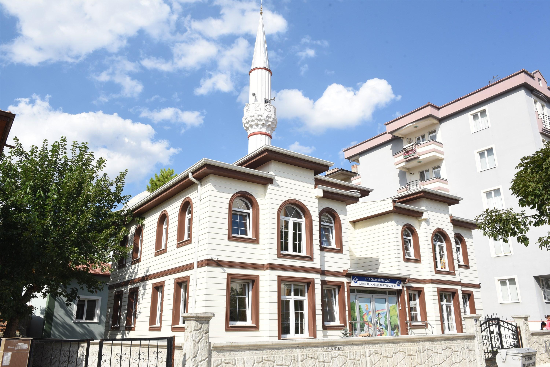 2. ETAP MAHALLE KUR'AN KURS BİNALARI TAMAMLADI