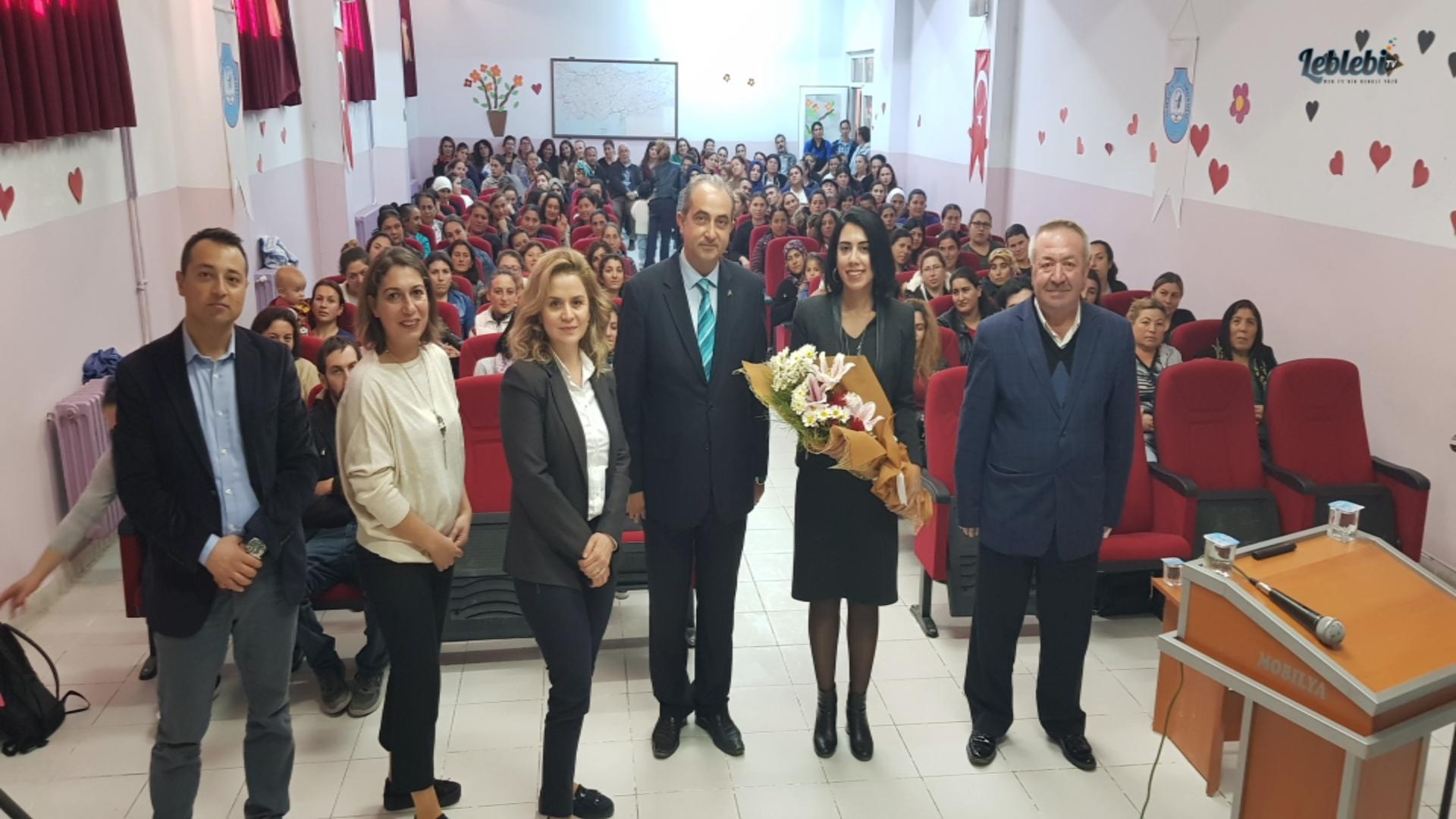 AİLELERE 'ÇOCUK İHMALİ VE İSTİSMARI' ANLATILDI