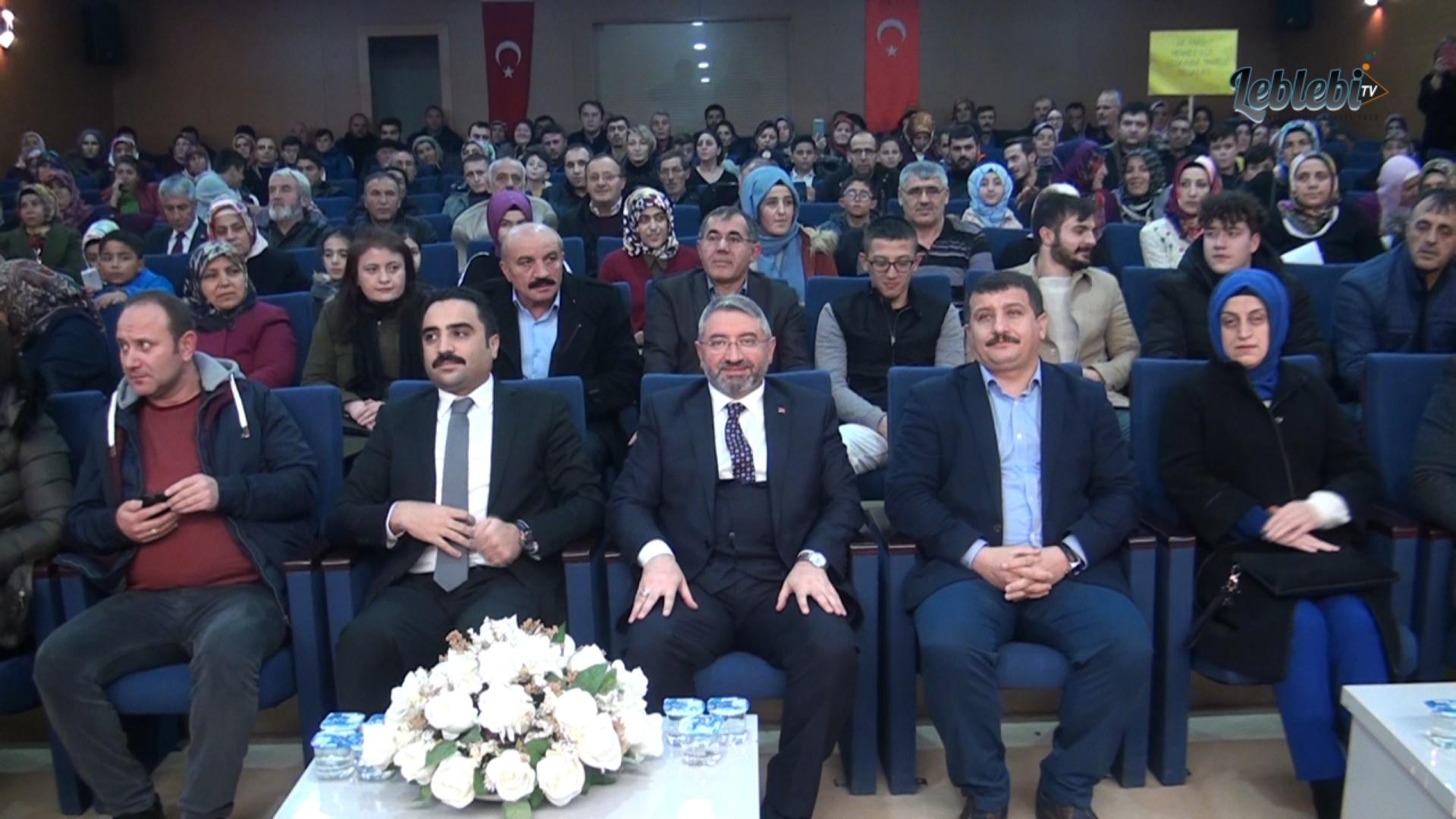 AK PARTİ MAHALLE DANIŞMA MECLİS TOPLANTISI GERÇEKLEŞTİRİLDİ