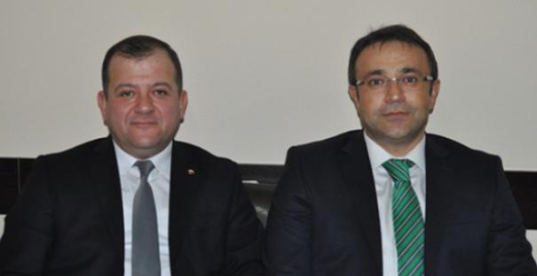"""""""BASIN, DEMOKRASİNİN TEMEL TAŞLARINDANDIR"""""""