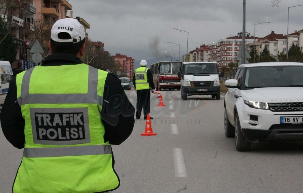 Çorum Emniyeti, Trafik Magandalarına Göz Açtırmıyor