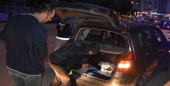 Çorum'da 228 Polisle Huzur Operasyonu