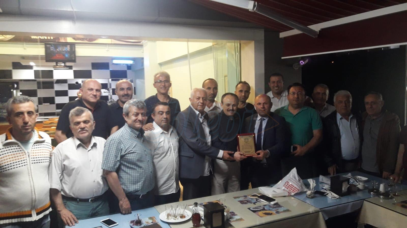 Çorum Kargı Golaz Köyleri Platform Başkanı Değişti