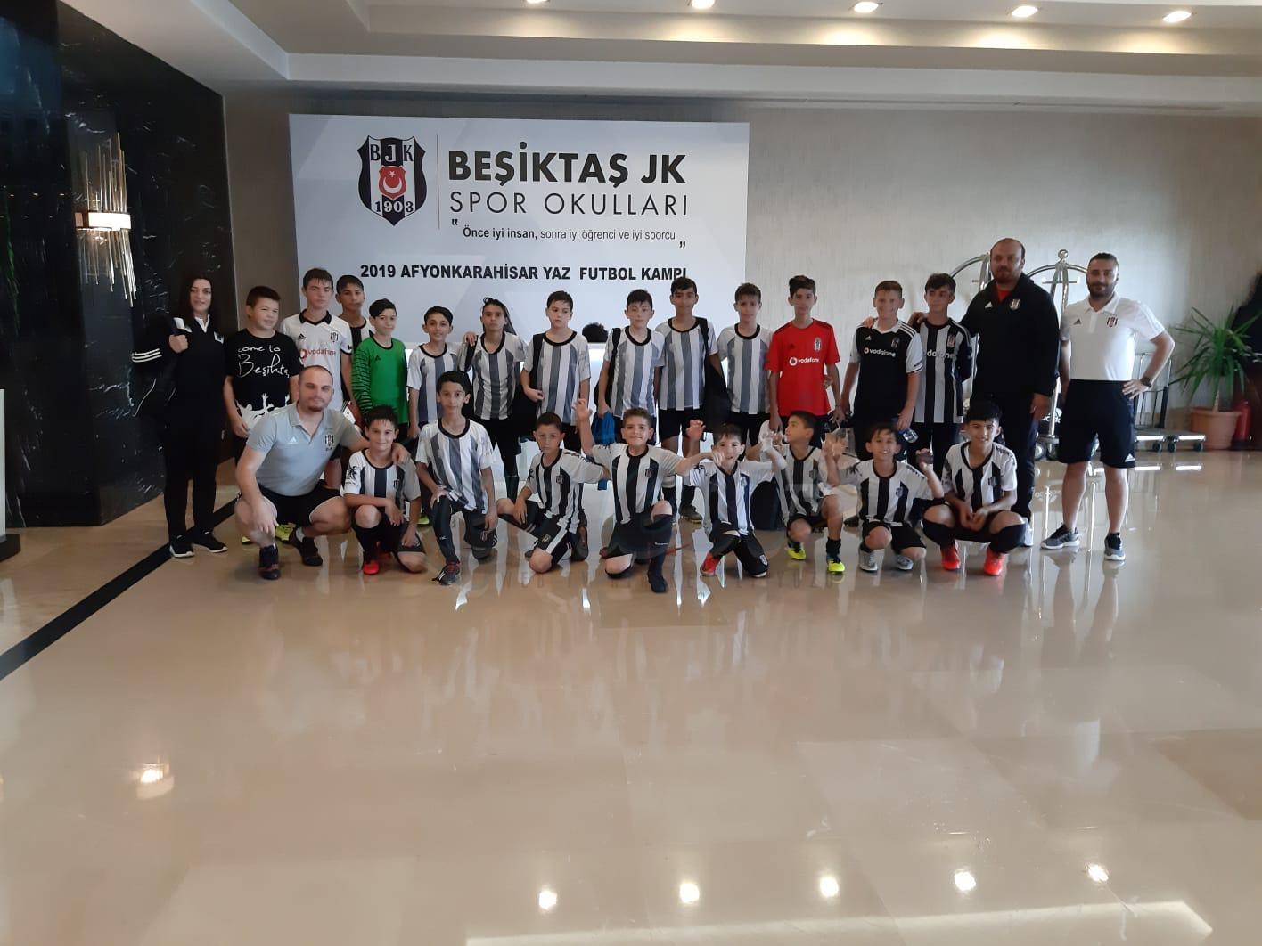 Küçük Futbolcular, Afyon'daki Turnuvada Finale Kaldı
