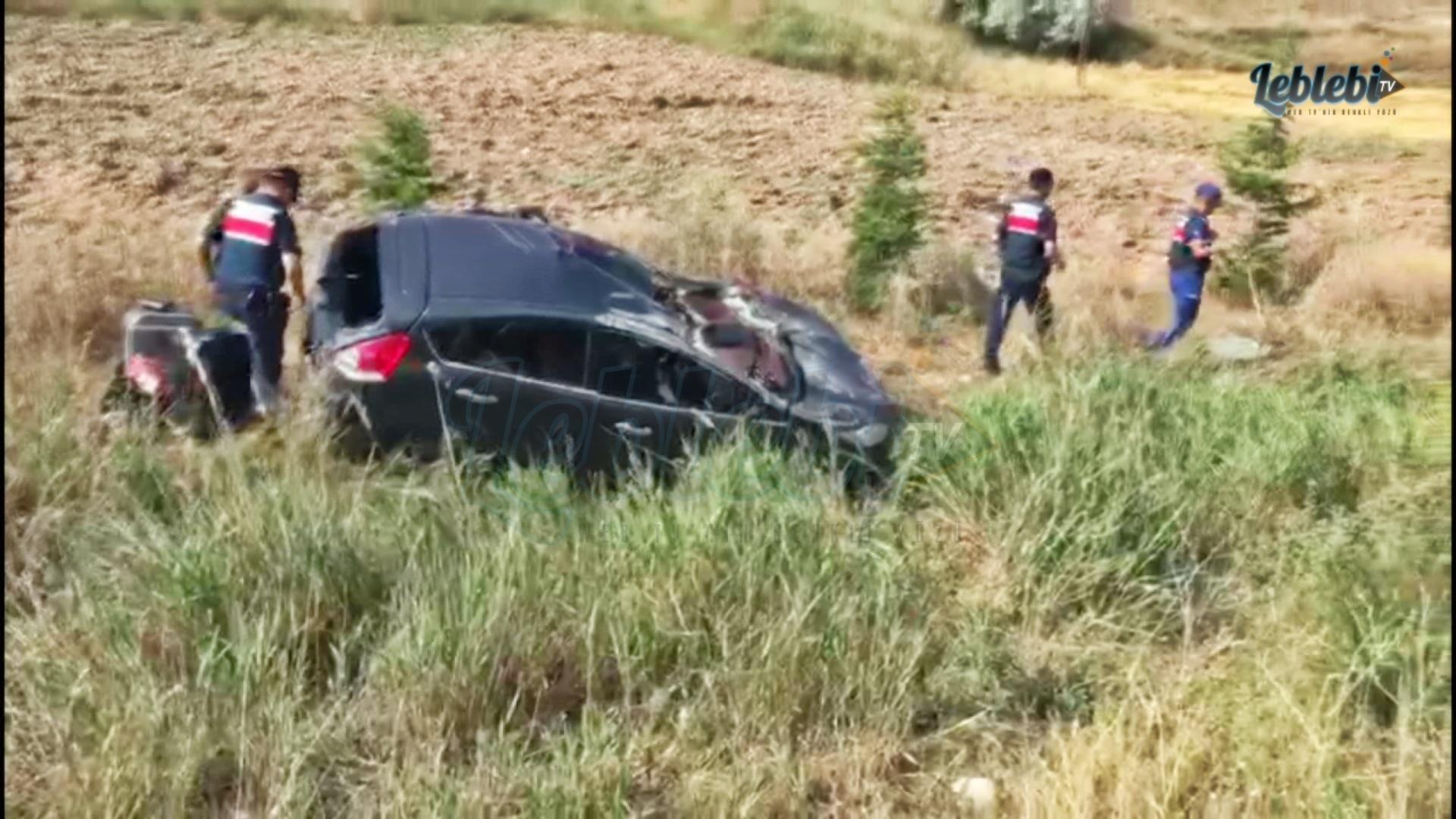 Kazada 2´Si Ağır 6 Kişi Yaralandı