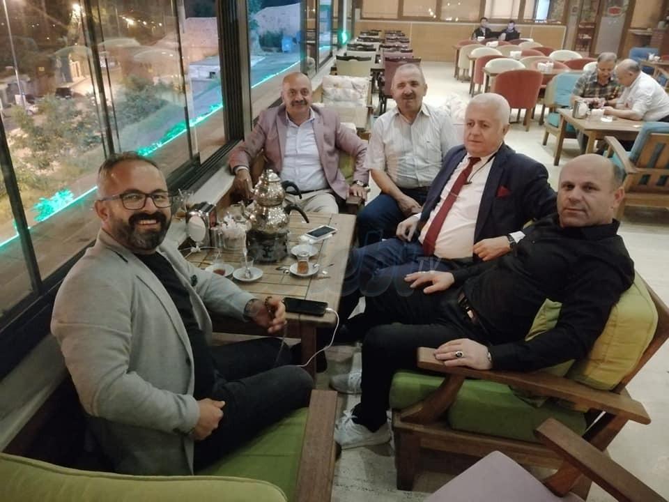 Taner İsbir, İstanbul'daki Seçim Çalışmalarını Sürdürüyor