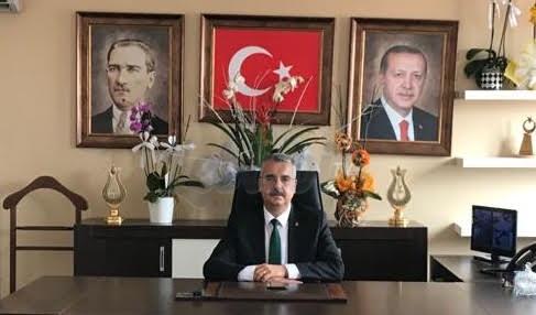 Yusuf Ahlatcı'dan Jandarma Teşkilatının 180. Kuruluş Yıldönümü Mesajı