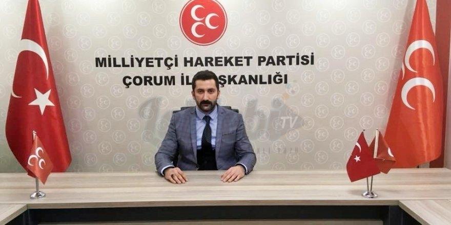 MHP'den İyi Parti'ye İl Milli Eğitim Müdürü Cevabı