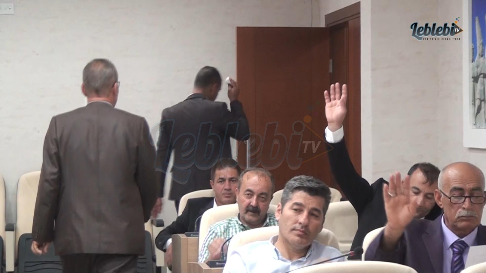 Alt Komisyon Ortalığı Karıştırdı, Chp Grubu Salonu Terk Etti