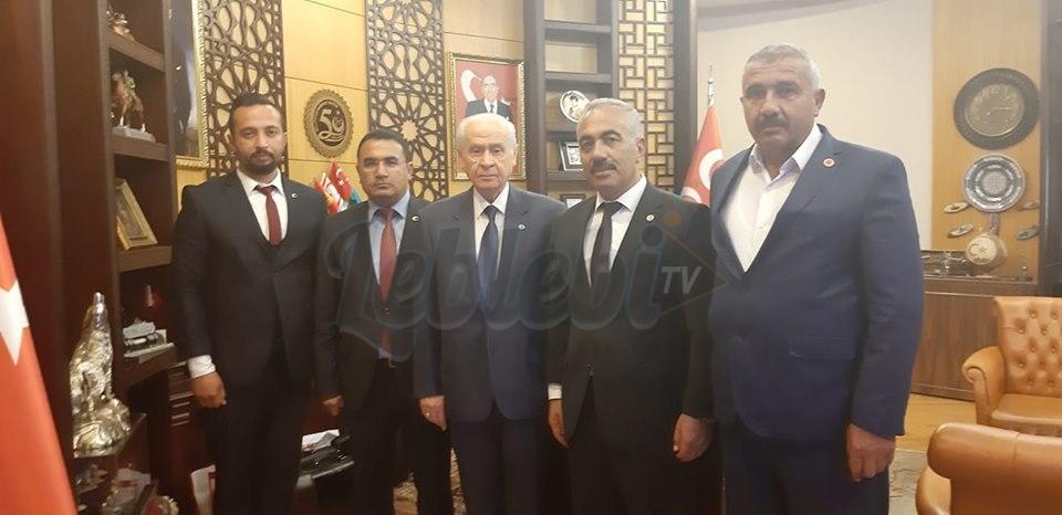 MHP Lideri Bahçeli, Boğazkale'yi Ziyaret Edecek
