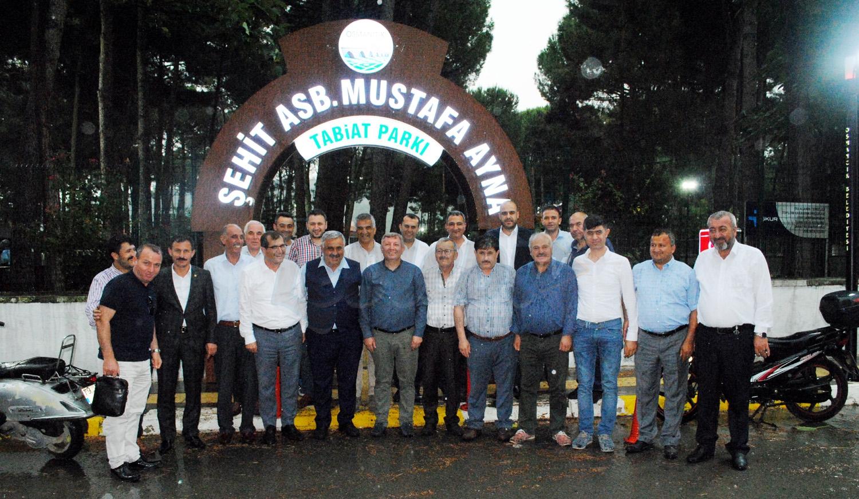 Recep Gür'den İlçe Belediye Başkanlarına Hayırlı Olsun Ziyareti
