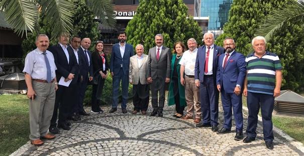 Golaz Birliği Platformu'na Ziyaret