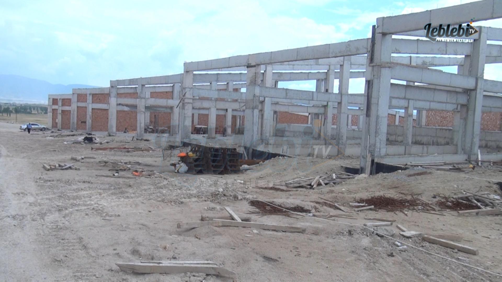 Zanaatkarlar Küçük Sanayi Sitesi'nde Hummalı Çalışma Devam Ediyor