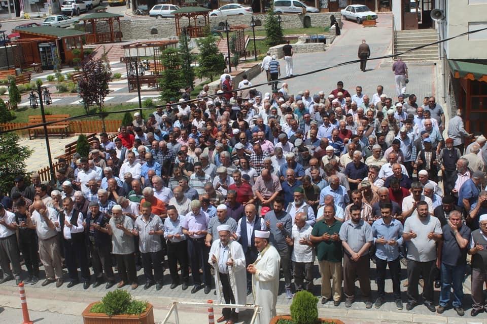 İskilip'te Şehit Mursi'ye Son Görev