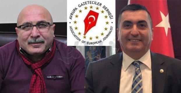 Odabaş, Avrupa Gazeteciler Derneği Çorum Temsilcisi Oldu