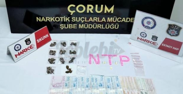 Bayramda Uyuşturucu Operasyonu