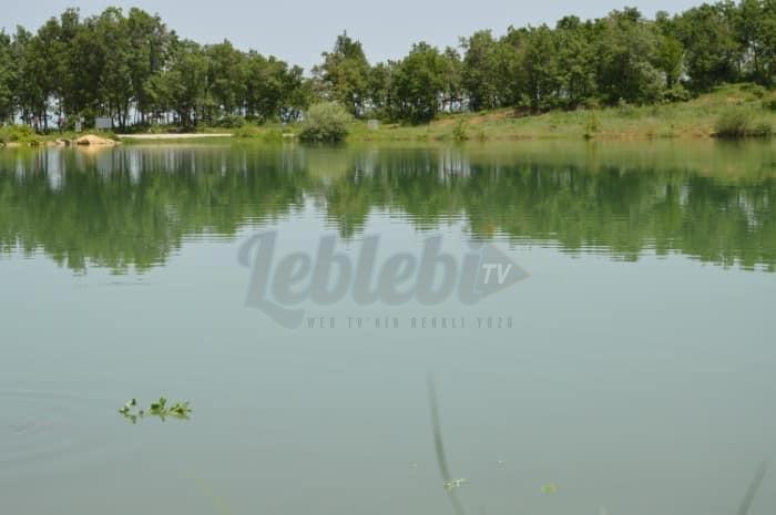 Laçin'deki Yeşil Göl, Doğa Harikası Haline Gelecek