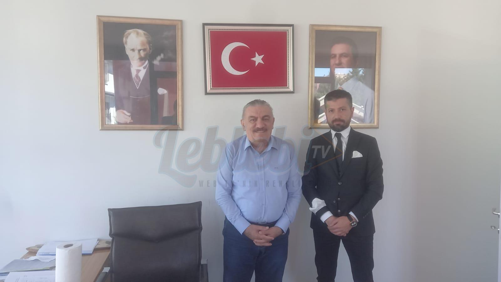 Engin Erenler Türkiye Değişim Partisi İl Başkanı Oldu