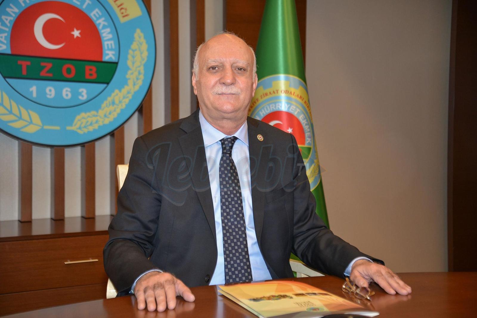 """""""Koronavirüsle Mücadelenin Kahramanlarından Biri De Türk Çiftçisi"""""""