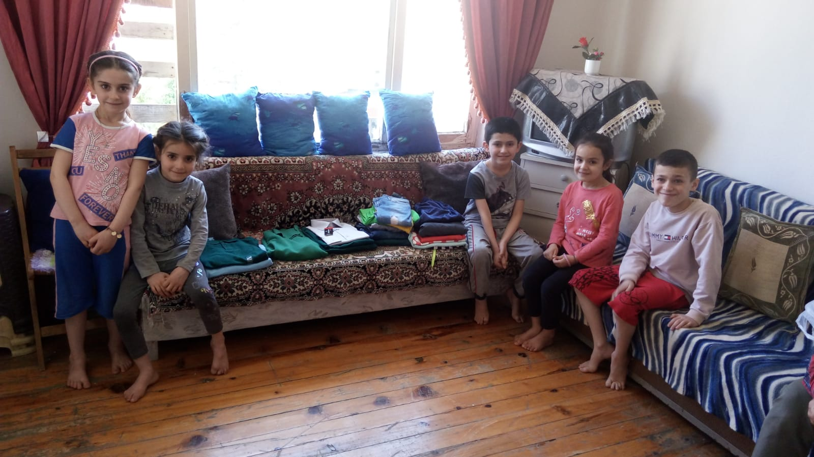 Başkan Aşgın, Iraklı Abdullah'ı ve Ailesini Sevindirdi