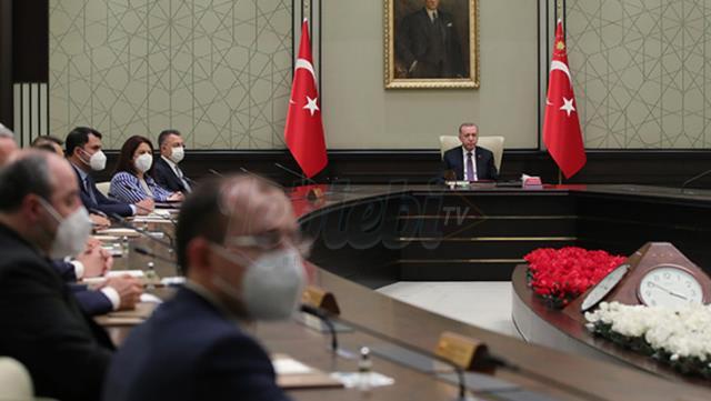 Türkiye'nin Gözü Bu Toplantıda, Kabine Toplantısı Bugün
