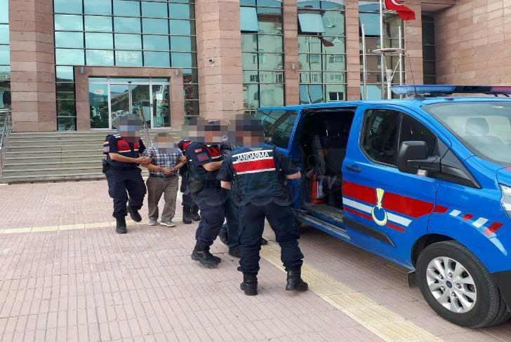 Osmancık'ta Kablo Hırsızlığı Zannıyla 3 Kişi Yakalandı