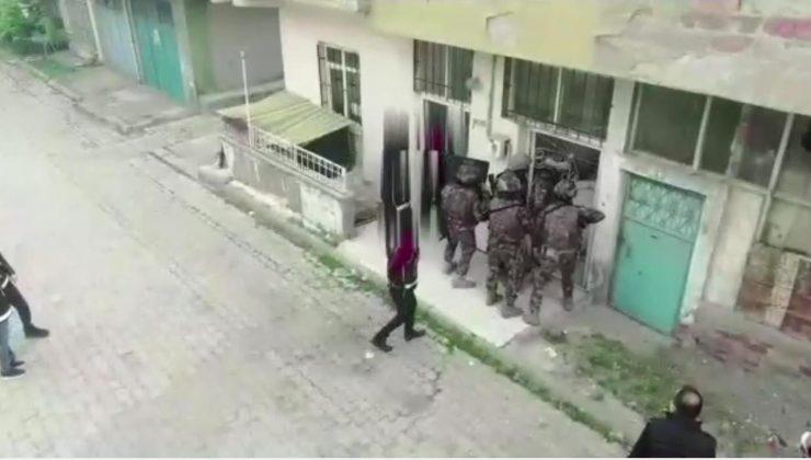 Sungurlu'da Silahlı Suç Örgütüne Operasyon