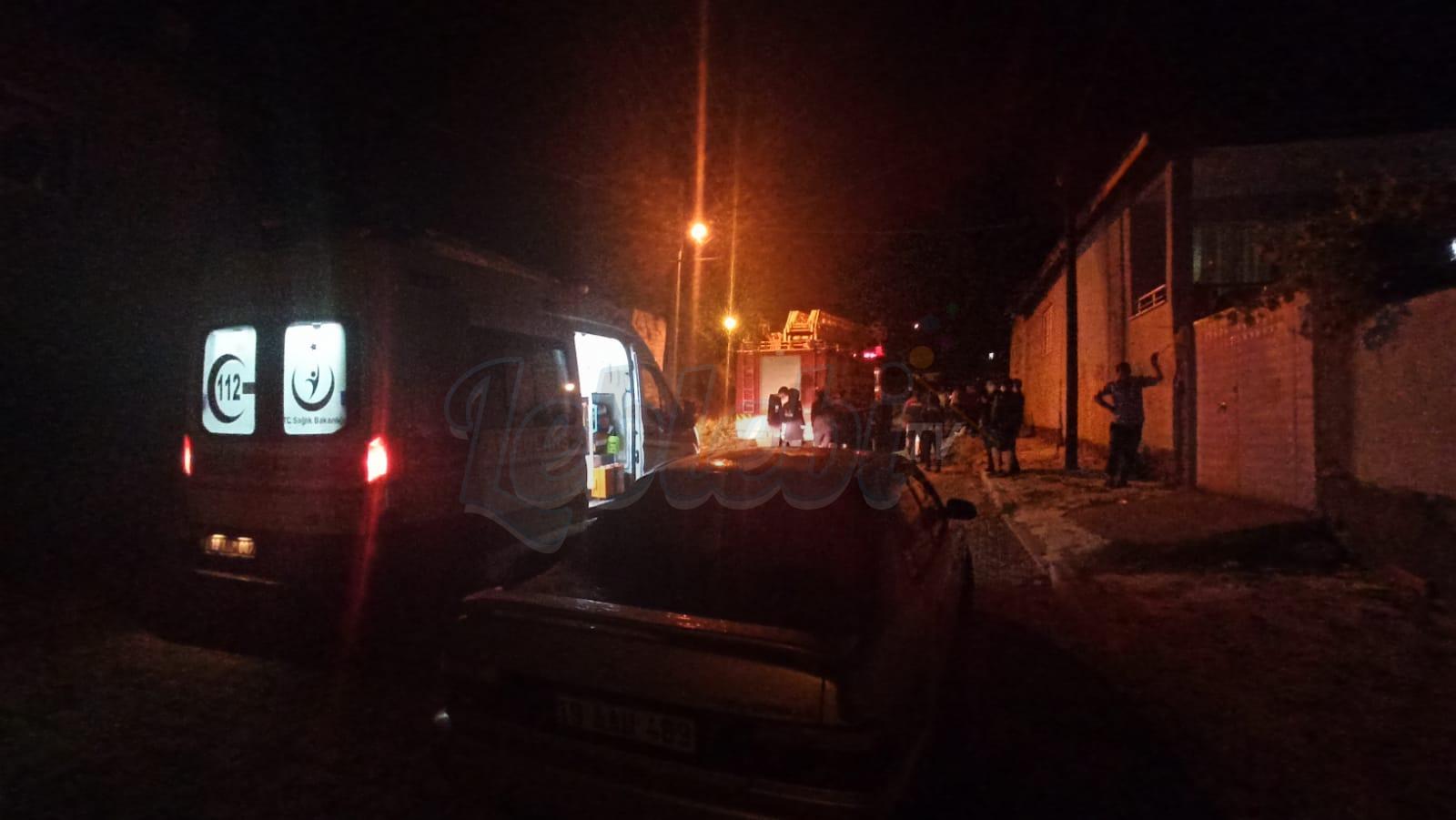 İntihardan Polis Ekipleri Kurtardı