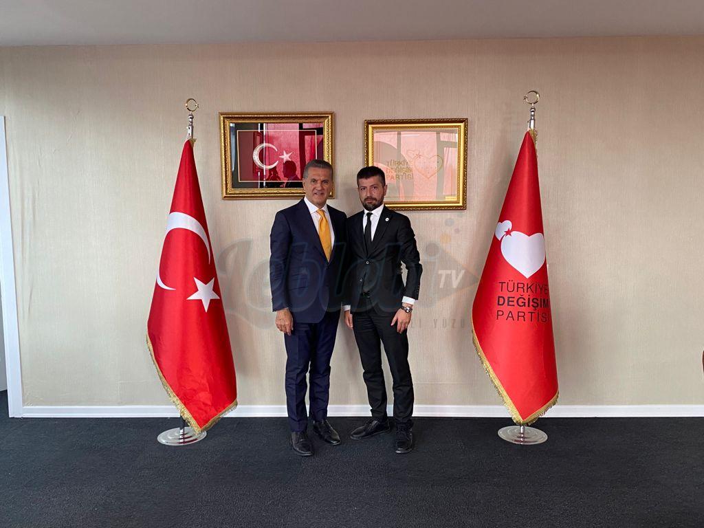 """Erenler: """"Türkiye'deki Hiçbir Partinin Amerika'nın Desteğine İhtiyacı Yok"""""""