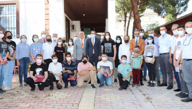Kodek, Kargı'da LGS'de Başarılı Olan Öğrencileri Ödüllendirdi