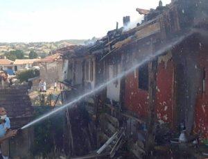 Korkutan Yangın, Üç Belediyenin İtfaiye Ekipleri Müdahale Etti