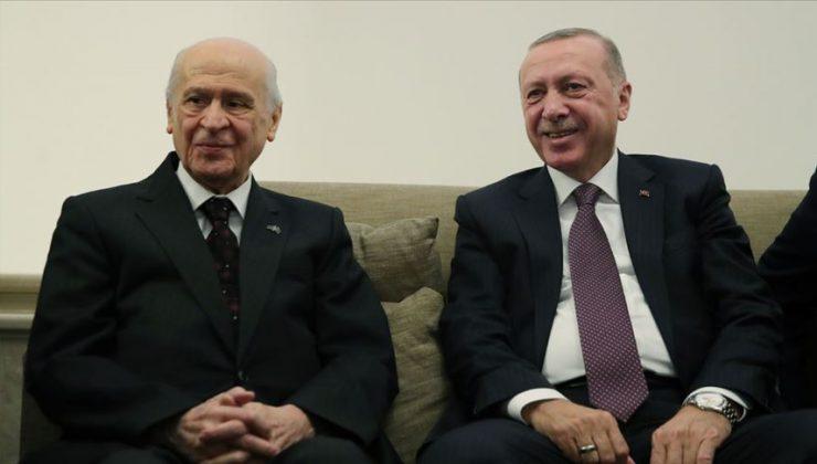AK Parti İle MHP Seçim Barajı Konusunda Anlaşma Sağladı