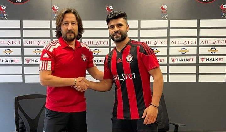 Çorum FK'den Bir Transfer Daha