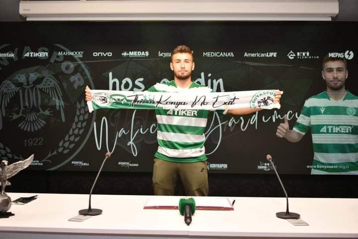 Çorum FK'den Nafican Süper Lig Takımı Konyaspor'da