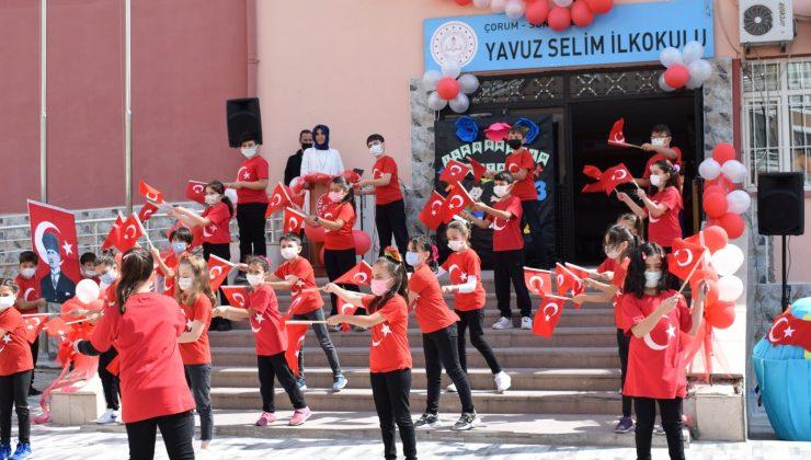 Sungurlu'da İlköğretim Haftası Kutlandı