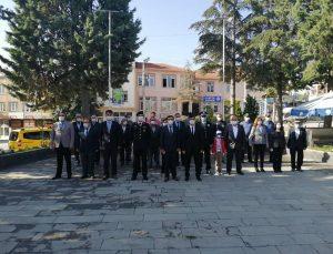 Mecitözü'nde Gaziler Gününü Kutladı