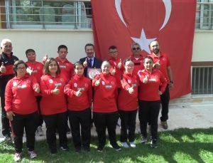 Down Sendromlu Milliler Çorum'da Kampa Girdi