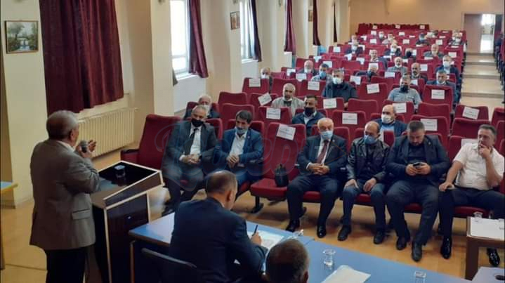 KÖYDES Bütçe İstişare Toplantısı Yapıldı