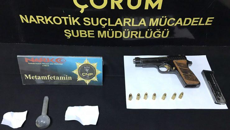 Uyuşturucu Satıcısı Operasyonla Yakalandı