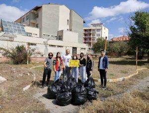 Alaca'da 'Dünya Temizlik Günü' Etkinliği