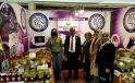 Başkan Ocaklı Tarım ve Canlı Hayvan Fuarı'nın Açılışına Katıldı