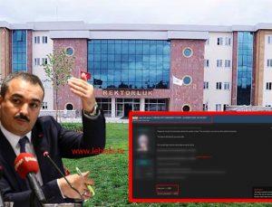 Hitit Üniversitesi'ne Hack Şoku! Öğrenci Bilgileri Satılıyor
