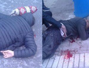 Abi Kardeş Kavgasında Kan Aktı
